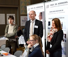 Vortrag zur Schilddrüse von Prof. Dr. med. Herrmann